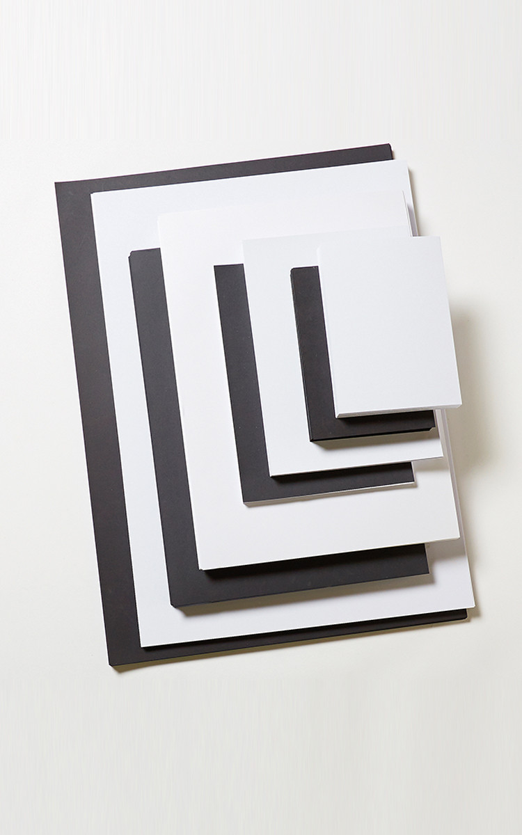 White Card A5 5 Microns - Cards - Paper, Card & Display - Arts