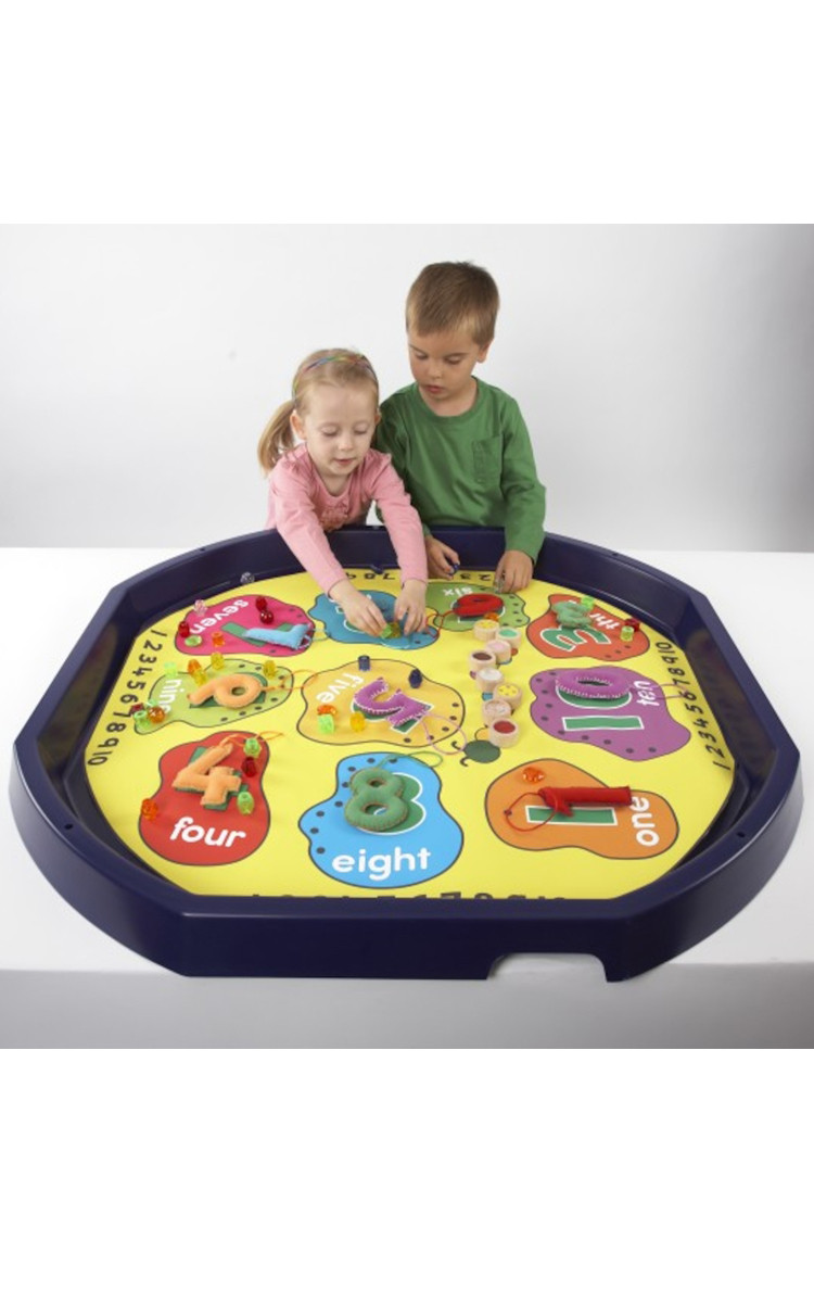 Active World - Number Sorting Mat