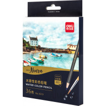 Watercolour Pencil - Paper Pack - 36 colours