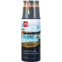 Watercolour Pencil - Tube Pack - 36 colours