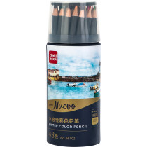 Watercolour Pencil - Tube Pack - 48 colours