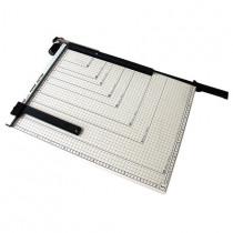 Deli Steel Paper Trimmer - Size: B3 - 530mm X 410mm