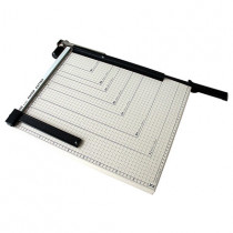 Deli Steel Paper Trimmer - Size: A3 - 460mm X 380mm