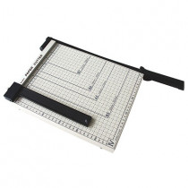 Deli Steel Paper Trimmer - Size: A4 - 290mm x 210mm