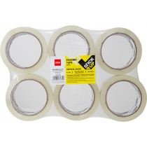Packing Tape - Clear - Length: 66M