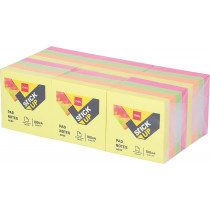 """Sticky Notes - Neon - 51X51mm/ 2X2"""""""