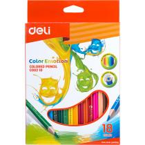 Premium Colour Pencil - 18 colours
