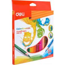 Premium Colour Pencil - 24 colours