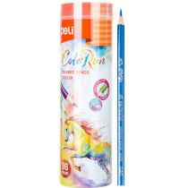 Colour Pencil - Tin Tube Pack - 36 colours