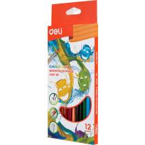 Watercolour Pencil - 12 colours