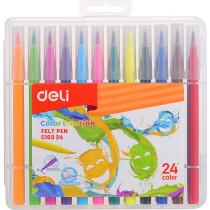 Washable Felt Pen  - 24 colours