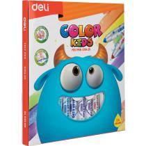 Colouring Pen Conical Tip  - 24 colours