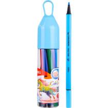 Felt Tip Pen - FINE - 12 colours