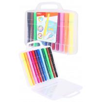 Felt Tip Pen - BROAD - 12 colours