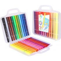 Felt Tip Pen - BROAD - 24 colours