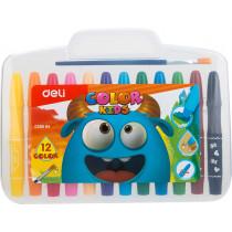 Jumbo Gel Crayon  - 12 colours