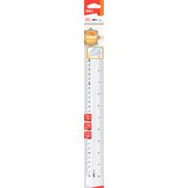 Clear Ruler - Length 30cm