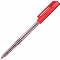 Deli Smooth Ballpoint Pen - Mini tip 0.7mm - Red