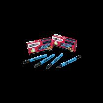 Drywipe Pen, Slim Barrel Fine Tip - BlackIdeal for students