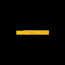 Ruler, Shatter-Resistant, - Coloured, Assorted