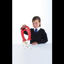 Giant Horseshoe Magnet
