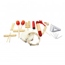 Basic Classroom Percussion Set 17 Instruments