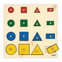 Geometric Shapes Board