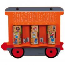 Wall Elements - Train - Kids