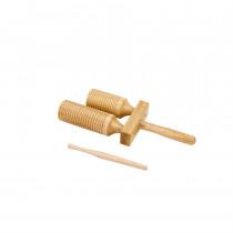 Wood Agogobell 27cm