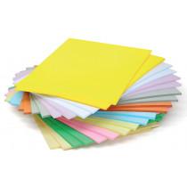 Pastel Lightweight A4 Card Stack