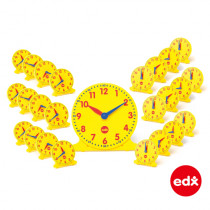 Time Clock Classroom Set