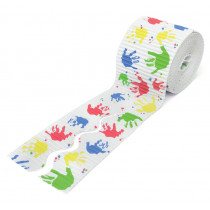 Bordette Designs Border Roll - Handprints