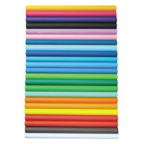Poster Paper Roll - Bright Yellow
