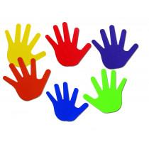 Hand Marks Set Of 6 Pairs