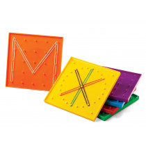 Geoboard Mixed Colour