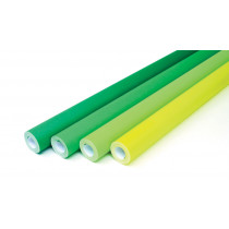 Fadeless Extra Wide Display Roll - Apple Green
