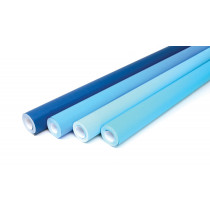 Fadeless Extra Wide Display Roll - Bright Blue