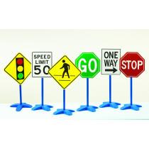 Traffic Signs Pk6