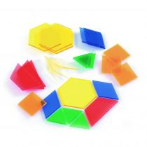 Translucent Pattern Blocks