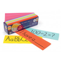 Flash Cards Blank Assorted