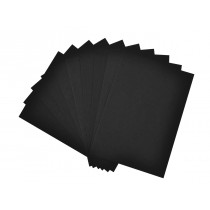 A3 Black Card  230 Microns