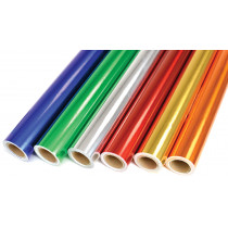 Metallic Paper Rolls