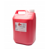Ready Mixed Paint 5 Litre - Bright Red