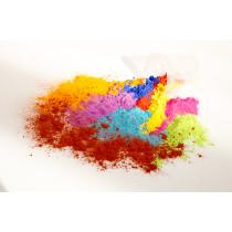 Powder Colour 2.5Kg - Orange