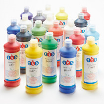 TTS Ready Mixed Paint White 5ltr