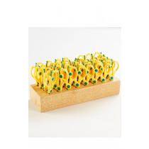 Springy Scissors Block