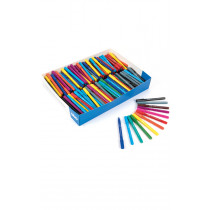 TTS Assorted Fine TipColouring Pens -Fine Tip