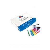 TTS Assorted Fine TipColouring Pens -Broad Tip, 288pk
