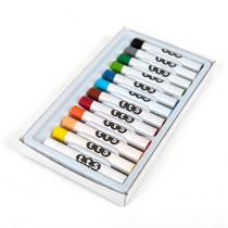 TTS Assorted Standard Oil Pastels 12pk