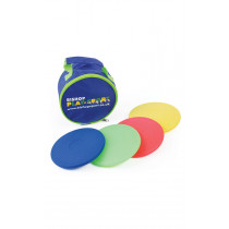 PLAYSPORT DISCUS SET OF 4